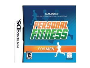 Personal Fitness Men Nintendo DS Game