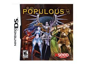 Populous Nintendo DS Game