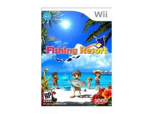 Fishing Resort Wii Game XSEED Games