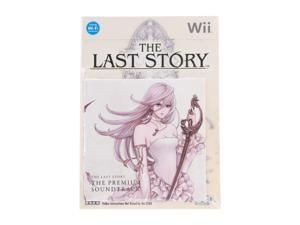 Last Story w/Art Book & CD Wii Game