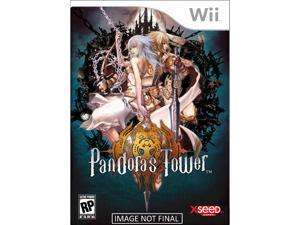 Pandora's Tower Wii Game