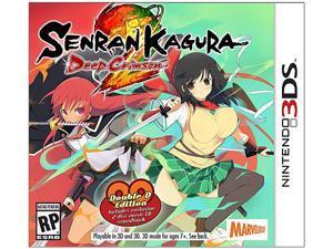 Senran Kagura 2: Deep Crimson Double D Edition Nintedno 3DS