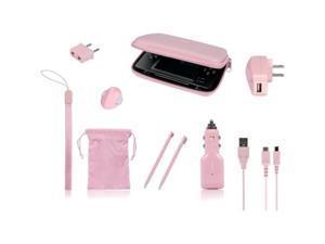 CTA Digital Supreme Kit 9in1 For DSi Pink