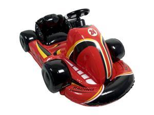 CTA Digital Inflatable Racing Kart - Red for Wii