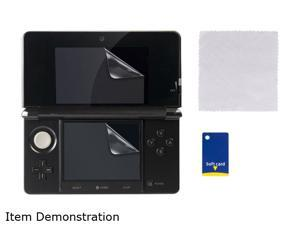 CTA 3DS-SPK Nintendo 3DS(TM) Screen Protector Kit