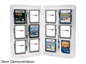 CTA Digital Software Storage Solution Case for 3DS