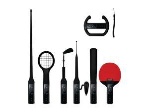 CTA Digital 9 in 1 Sports Kit for Wii