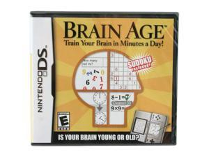 Brain Age: Train Your Brain in Minutes a Day! game