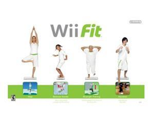 Wii Fit Wii Fit