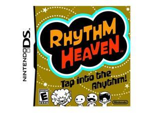 Rhythm Heaven Nintendo DS Game