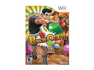 Punch-Out!! Wii Game