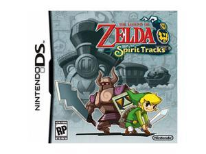Legend of Zelda: Spirit Tracks Nintendo DS Game Nintendo