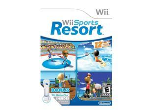 Wii Sports Resort w/Wii Motion Plus Wii Game