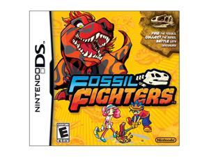 Fossil Fighters Nintendo DS Game Nintendo