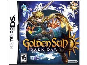 Golden Sun Nintendo DS Game Nintendo