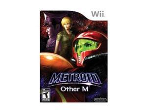 Metroid: Other M Wii Game