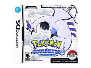 Pokemon: Soul Silver Nintendo DS Game