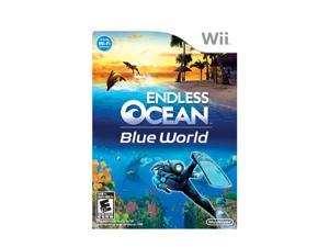 Endless Ocean 2: Blue World Wii Game Nintendo