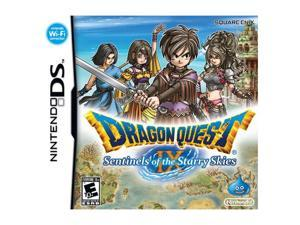 Dragon Quest IX: Sentinels Starry Sky Nintendo DS Game Nintendo