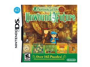 Professor Layton & the Unwound Future Nintendo DS Game