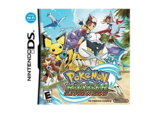 Pokemon Ranger: Guardian Signs Nintendo DS Game Nintendo