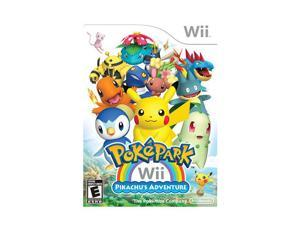 PokePark: Pikachu's Adventure Wii Game Nintendo