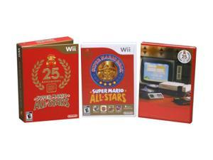 Super Mario All-Stars: Limited Edition Wii Game Nintendo