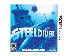 Steel Diver Nintendo 3DS Game Nintendo