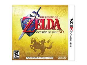 Legend of Zelda: Ocarina of Time 3D Nintendo 3DS Game