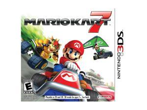 Mario Kart 7 3DS Nintendo 3DS Game