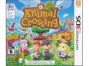Animal Crossing 3DS Nintendo 3DS Game Nintendo