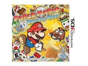 Paper Mario: Sticker Star Nintendo 3DS Game Nintendo