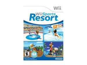 Wii Sports Resort (Game Only) Wii Game Nintendo