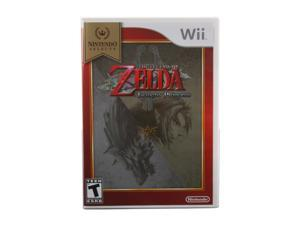 The Legend of Zelda: Twilight Princess Wii Game Nintendo