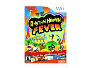 Rhythm Heaven Wii Game