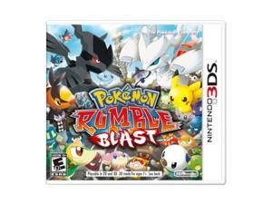 Pokemon Rumble Blast Nintendo 3DS Game Nintendo