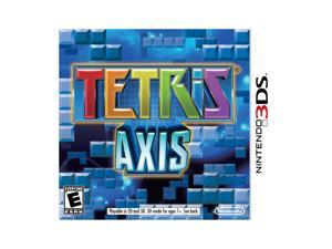 Tetris Axis Nintendo 3DS Game