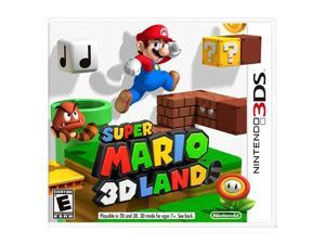 Super Mario 3D Land 3DS Game Nintendo