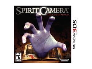 Spirit Camera: The Cursed Memoir Nintendo 3DS Game