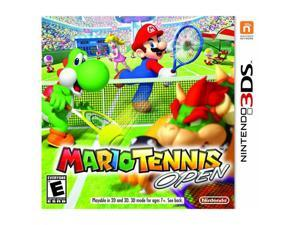 Mario Tennis Open Nintendo 3DS Game