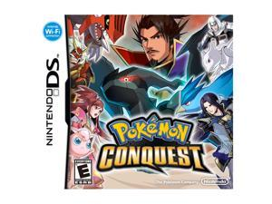 Pokemon Conquest Game Nintendo