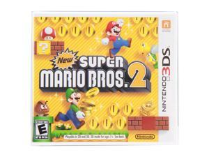 New Super Mario Bros. 2 for Nintendo 3DS