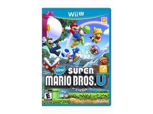 New Super Mario Bros. U Wii U Games                                                                                      ...