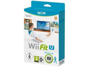 Wii Fit U with Fit Meter Wii U Nintendo