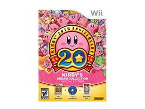 Kirby's Dream Collection: Special Edition Wii Game