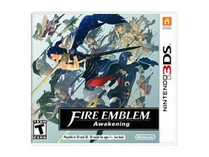Fire Emblem: Awakening Nintendo 3DS Game Nintendo