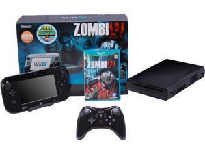 Nintendo Wii U ZombiU Deluxe Set