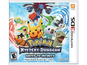 Pokemon Mystery Dungeon - Gates to Infinity for Nintendo 3DS