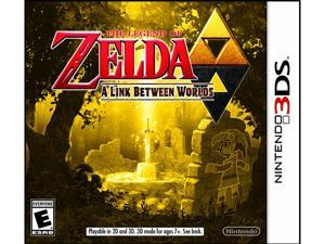 The Legend of Zelda: A Link Between Worlds Nintendo 3DS