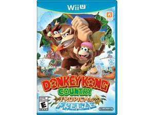 Donkey Kong Country: Tropical Freeze for Nintendo Wii U #zTS